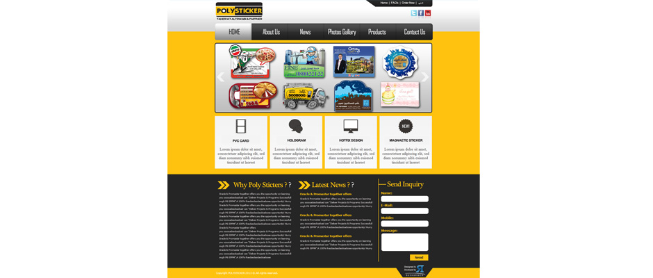Web Design Companies in iraq
